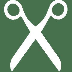 white-Scissors